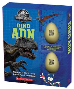 Jurassic World : Dino ADN