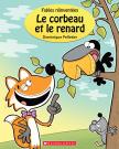 Fables réinventées : Le corbeau et le renard