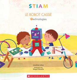 STIAM : Le robot cassé