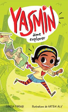 Yasmin aime explorer
