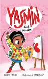 Yasmin aime peindre