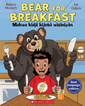 Bear for Breakfast / Makwa kidji kijebà wìsiniyàn