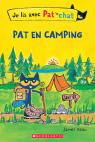 Je lis avec Pat le chat : Pat en camping