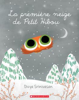 La première neige de Petit Hibou