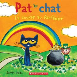 Pat le chat : La course au farfadet