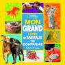 National Geographic Kids : Mon grand livre d'animaux de compagnie