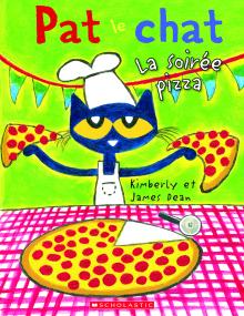 Pat le chat : La soirée pizza
