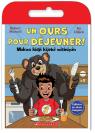 Raconte-moi une histoire: Un ours pour déjeuner! / Makwa kidji kijebà wìsiniyàn