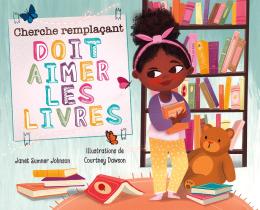 Cherche remplaçant : Doit aimer les livres