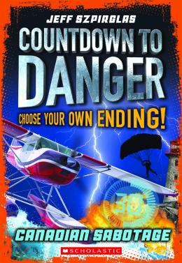 Canadian Sabotage (Countdown to Danger)