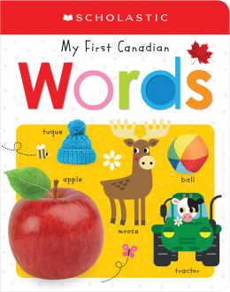 My First Canadian Words (My First Canadian)