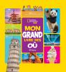 National Geographic Kids : Mon grand livre des où