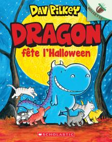 Noisette : Dragon N° 4 : Dragon fête l'Halloween