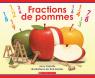 Fractions de pommes