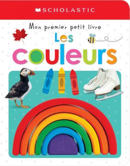 Mon premier petit livre : Les couleurs