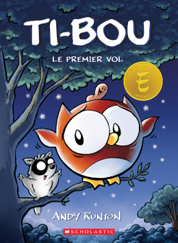 Ti-Bou : No 3 - Le premier vol