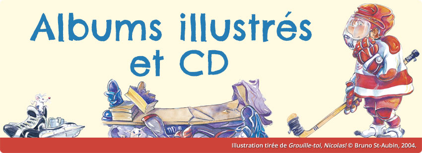 Albums Illustrés Et CD