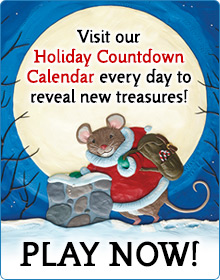 Night Before Christmas Holiday Countdown Calendar