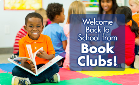 Welcome Back to School with Book Clubs!