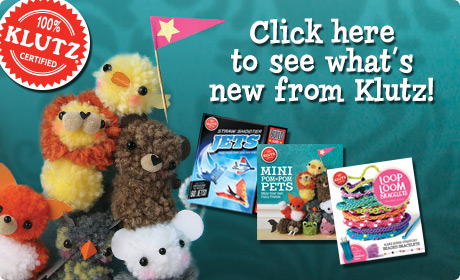 Check out what's new from Klutz!