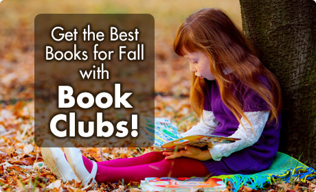 Get the Best Books for Fall with Book Clubs!