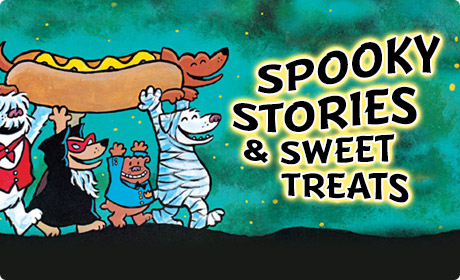 Spooky Stories and Sweet Treats