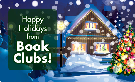 Happy Holidays from Book Clubs!
