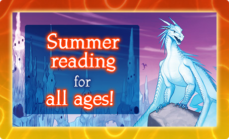 Summer reading for all ages!