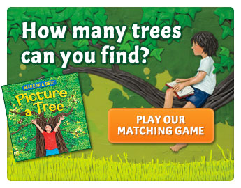 How many trees can you find? Play our matching game!
