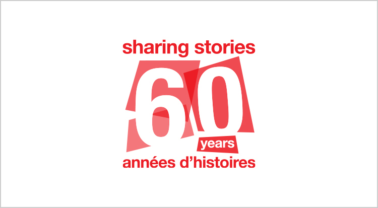 Celebrating 60 Years of Sharing Stories